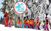 Урок по ски