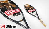 Тенис ракета Wilson - с 62% отстъпка