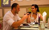 Вечеря за двама в Ресторант Lounge Fassoni с 60% отстъпка