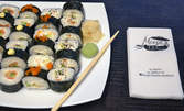Суши комбо сет Футомаки с 24 хапки