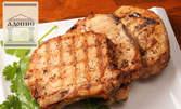 Вкусно хапване! Вегетарианско или месно ястие, плюс салата или десерт