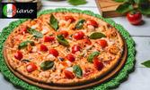 Фамилна пица, салата