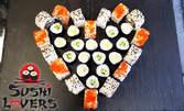 Вземи за вкъщи вкусен суши сет с 32 хапки - с възможност за доставка
