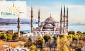 В Истанбул за Свети Валентин! 2 нощувки със закуски, плюс транспорт и посещение на Одрин