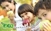 Един месец посещения за дете от 1 до 6 години в частна детска градина