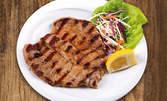 Хапни в Созопол! Запеченка, пържола със салата, или сафрид с картофки