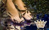 SPA терапия за ходила с рибките Garra Rufa - за 15 или 30 минути