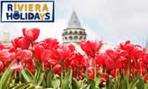 Великден в Истанбул! 2 нощувки със закуски в хотел 5*, транспорт и пешеходна обиколка на града