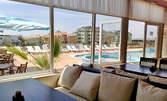 Лятна почивка в Свети Влас! 2, 3 или 4 нощувки със закуски и възможност за вечери, плюс басейн - на 100м от морето