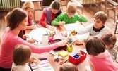 4 урока по изобразително изкуство за деца от 6 до 15г