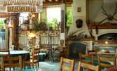 Хапни и пийни за 15 лв в ресторант Борисовата Воденица