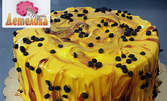 Торта по избор с 12 парчета - Козуначена или Наоми