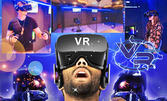 VR игра