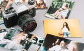 Копиране на снимки в размер по избор