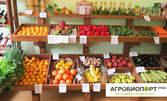 Напазарувай хранителни продукти по избор на стойност 10лв, а плати само 5лв