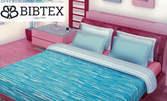 Спален комплект от 100% сатениран памук - размер и десен по избор