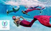 Плувай като русалка
