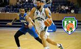 Гледайте на живо баскетболната среща: Черно море Тича - Спартак Плевен, на 7 Ноември