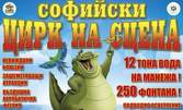 Представление на Софийски цирк на сцена на 13.12 - невиждани илюзии, въздушни каскади и екзотични влечуги