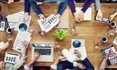 """Онлайн курс """"Реклама и рекламни стратегии в бизнеса"""" с 6-месечен достъп до платформата"""
