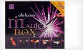 Магическа кутия за фокуси Deluxe Magic Box със 150 трика