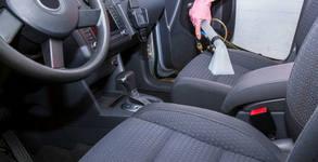 Грижа за автомобила! Химическо почистване и пране на тапицерия на врата, седалка или цял салон