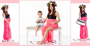 Фотосесия за бременни или за новородено бебе
