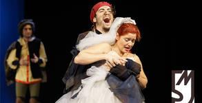 """Александра Сърчаджиева в """"Укротяване на опърничавата"""" от Уилям Шекспир - на 24 Октомври"""