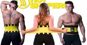Унисекс колан за отслабване и оформяна на стойката със сауна ефект