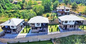 Къщи за гости в с. Лещен