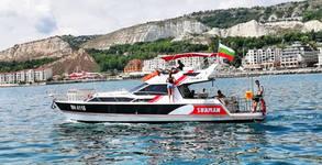 Панорамна разходка или круиз с яхта край Балчик, плюс напитки