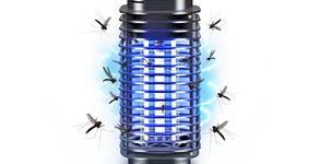 UV лампа против комари и други насекоми