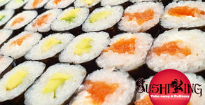 Суши сет за вкъщи - с 16 или 40 хапки