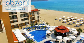 Комплекс Obzor Beach Resort****