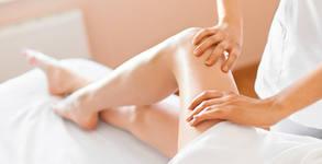 Антицелулитен масаж на зона по избор със слим гел и вакуум