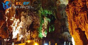Посети Велинград, Банско, пещера Алистрати, Драма, Лещен и Ковачевица! 2 нощувки със закуски и вечери, плюс транспорт