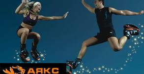 2 или 4 тренировки по въздушна йога или Kangoo Jumps
