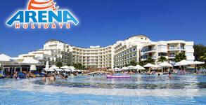 Петзвезден лукс в Кушадасъ! 7 нощувки на база Ultra All Inclusive в хотел Sea Light Resort & Spa 5*