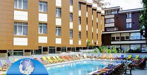 Почивка в Турция през Май и Юни! 2 нощувки със закуски в хотел Grand Gold****, Кумбургаз