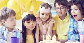 Детски парти център Щастливко