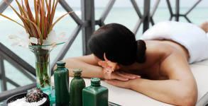 Обезболяващ масаж на гръб, врат и лумбален дял или релаксиращ масаж на цяло тяло