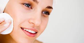 Почистваща терапия за лице с йонофореза, плюс механично почистване или anti-age серуми и грижа за околоочен контур