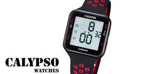 Унисекс ръчен дигитален часовник Calypso