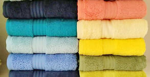 """Хавлия 50х100см - """"La Perla"""" от висококачествен чист памук или от луксозен египетски памук"""