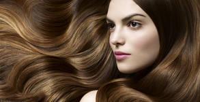 Боядисване на коса с боя Mowan и терапия с млечно-протеинов серум