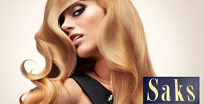 Saks Hair & Beauty Salon