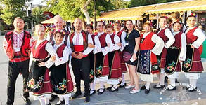 Фолклорен танцов клуб Седенчица