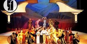 """Балетният спектакъл """"Нестинарка"""" по музика на Марин Големинов - на 1 Октомври"""