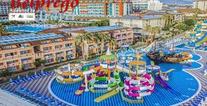 Майски релакс край Алания! 7 нощувки на база Ultra All Inclusive в хотел Lonicera Resort & SPA 5*