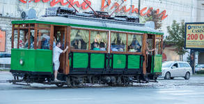 """С ретро трамвай из София! Едночасова историческа разходка """"Tram Experience Bulgaria - Sofia Tour"""" на 23 Ноември"""